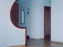 Необычная гипсокартонная арка