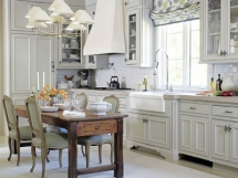 белые кухни в интерьере фото