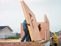 проекты быстровозводимых домов и цена строительства