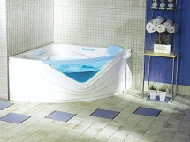 подключение и установка чугунной гидромассажной ванны