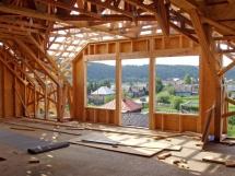 Каркасные дачные дома эконом класса строительство и монтаж