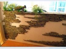 декоративные панели и плитка под искусственный декоративный камень