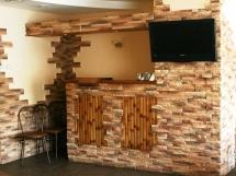 Декоративный кирпич для отделки стен дома и квартиры