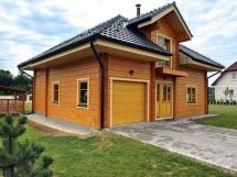 Деревянные финские дома фото