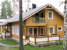возведение дома по финской технологии