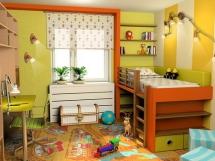 Детская комната для мальчиков фотографии