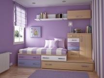Фото детской комнаты для девочки