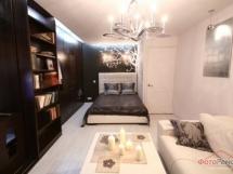 фото гостиной спальни