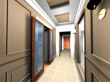 дизайн маленького коридора в хрущевке