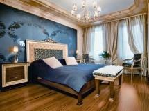Как оформить интерьер спальни в классический стиль