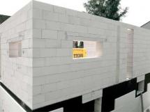 строительство домов из газобетона своим руками фото