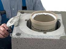 модульные керамические дымоходы