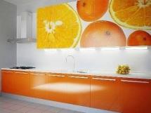 витражи рисунки и фотопечать на фасадах для кухни