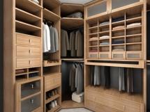 как сделать гардеробную комнату в хрущевке