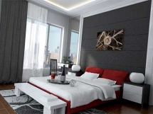 Современной дизайн спальни фото