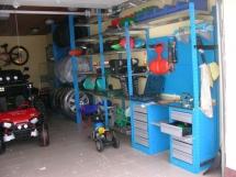 обустройство и планировка гаража