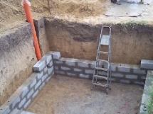 обустройство вентиляции и гидроизоляции погреба