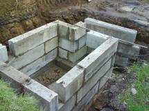 строительство погреба на даче
