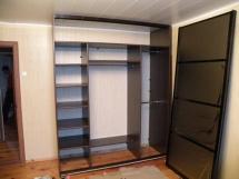 самостоятельное изготовление и сборка шкафа купе
