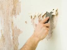 как смыть краску с металла бетона и дерева