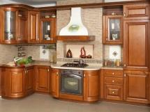 дизайн интерьера классической кухни фотографии