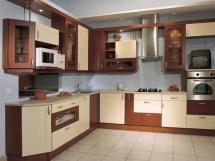 угловые кухни в стиле модерн