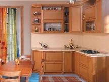 Мебель для очень маленькой кухни, выбор мебели для небольшой кухни