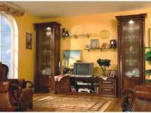 Современная мебель для гостиной в классическом стиле