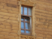 резные наличники на окна