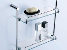 навесные полки для кухни и ванной