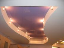 Дизайн навесных потолков