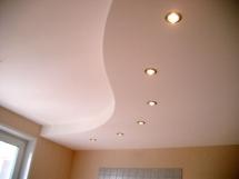 установка и монтаж навесных потолков