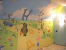 выбор дизайна и цвета обоев для детской