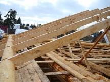 как сделать деревянную и металлическую обрешетку крыши