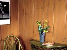Отделка стен декоративными панелями из мдф для внутреней отдекли