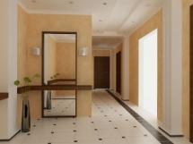 дизайн интерьера прихожей в панельном доме