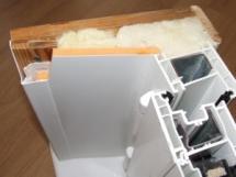 наружные и внутренние оконные откосы из сэндвич панелей