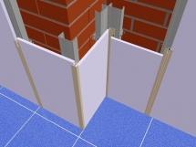 монтаж крепление и установка стеновых панелей своими руками