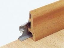 монтаж и крепление пластиковых и деревянных плинтусов для пола