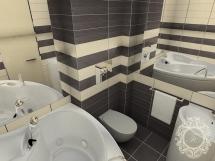 керамическая и кафельная плитка для ванной, технология отделки