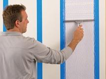 способы нанесения краски на стены