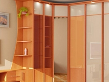 недорогой шкаф купе для спальни и гостиной