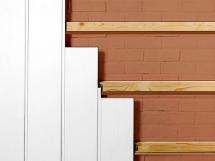 монтаж и крепление стеновых пластиковых панелей для туалета