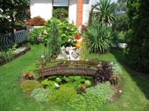 садовый дизайн своими руками фото