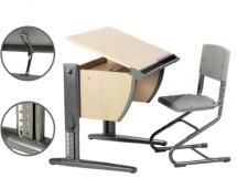 Недорогая школьная мебель от производителя