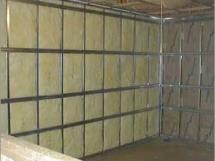 звукоизоляция стен пола и потолка