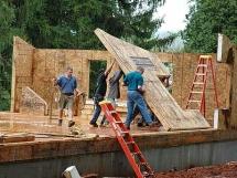стоимость и цена строительства из сип панелей