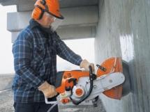 демонтаж кирпичных и бетонных стен