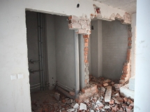 снос стен в квартире