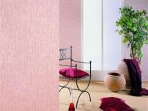 розовые стеклообои